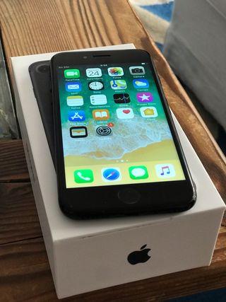 iPhone 7 256gb libre NEGRO