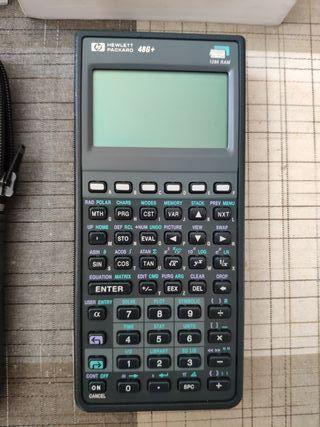CALCULADORA HP 48G+