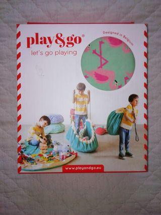 Play and Go. Saco y manta de juego. Play & Go