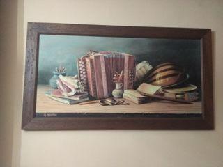 Pintura Marcello Mascetra