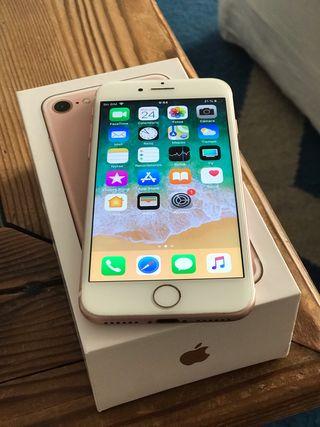 iPhone 7 256gb rosa LIBRE