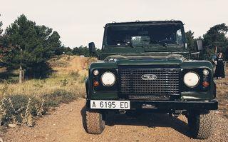 Land Rover Defender TITHONUS