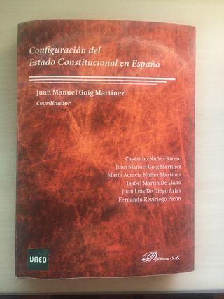Libro Estado Constitucional UNED