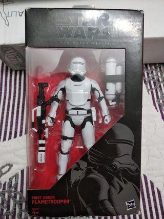 Hasbro Black Series Flame Tropper Star Wars