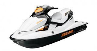 Moto de agua BOMBARDIER modelo Sea Doo GTI 4 Tec P