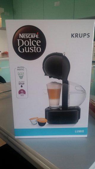 Cafetera Nescafe Dolce Gusto Lumio Espresso