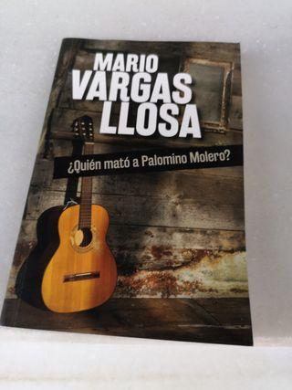 Novela de MARIO VARGAS LLOSA
