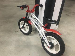 Trainer bicicleta sin pedales correpasillos