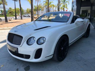 Bentley Continental GTC SUPERSPORTS 2011 635cv