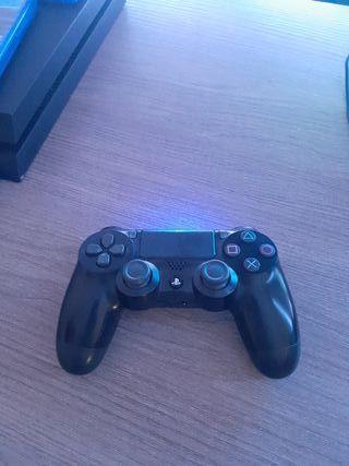 Ps4 + 6 juegos + mando
