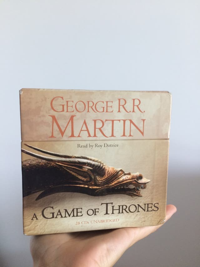 A Game Of Thrones (I) audio book