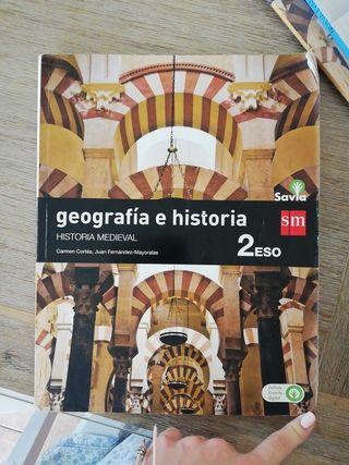 libro de historia medieval 2 eso