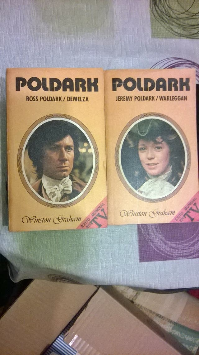 Novelas Serie Poldark Exito TV.