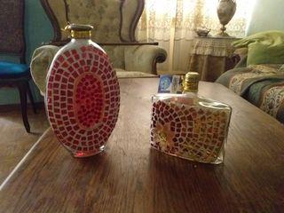 Botellas licor o decoracion