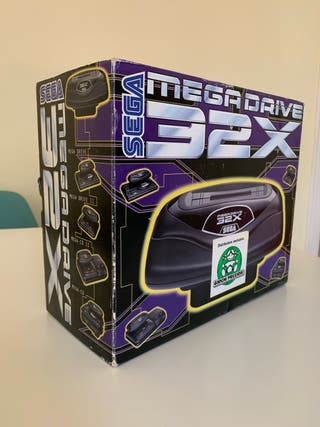 Sega Megadrive 32X Version PAL  Perfecto estado de segunda