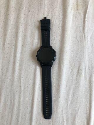 Reloj Garmin Fenix 5x plus zafiro