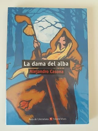 La dama del alba- Vicens Vives