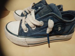 Bambas zapatillas kaïdi talla 26 de segunda mano por 12 € en