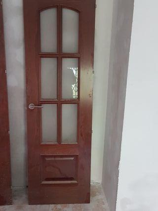 puerta cristalera sapeli