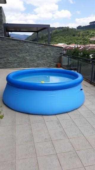 piscina intex 3,00 X 0.70