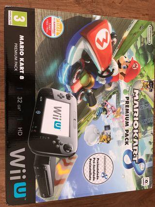 Wii u premian pack