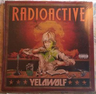 yelawolf radioactive vinilos 2 lp nuevo Hip Hop