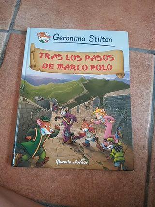 Comic Genorimo Stilton