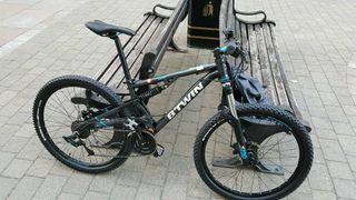 Bicicleta B'TWIN ROCKRIDER 500s T: XL