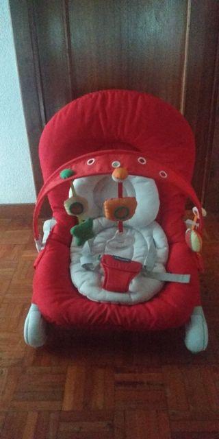 Hamaca para bebé Chicco Hoopla
