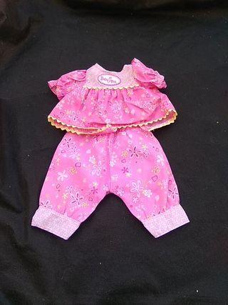 Conjunto muñeca Baby Alive