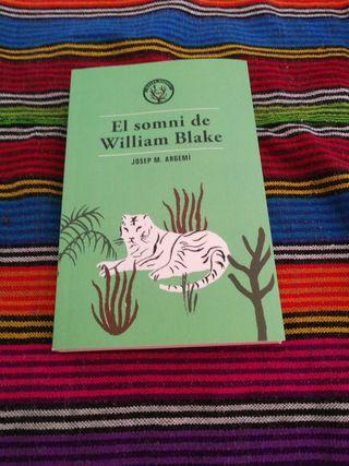 Libro El somni de William Blake