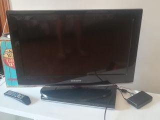 TV con dvd incluido