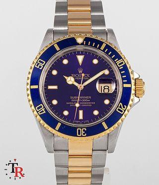 36b47f8db86a Reloj Rolex Submariner de segunda mano en WALLAPOP