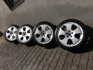 """4 Llantas Audi A3 17"""""""