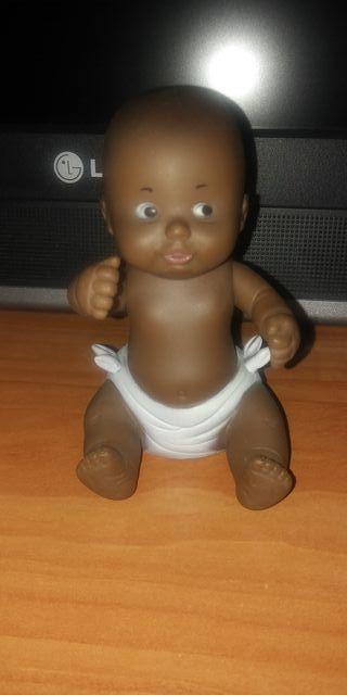 muñeco negrito