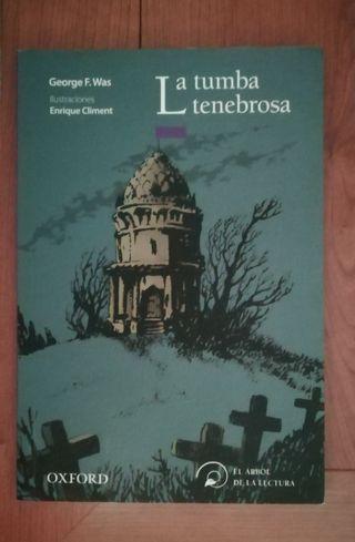 Libro Juvenil La tumba tenebrosa.