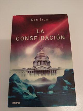 Libro La Conspiración de Dan Brown
