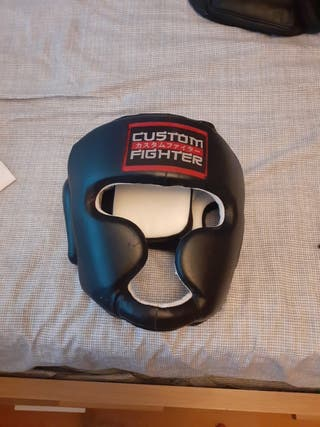 Casco de Custom Fighter