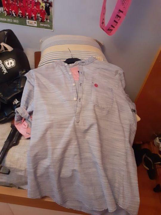 camisa Sprinfield