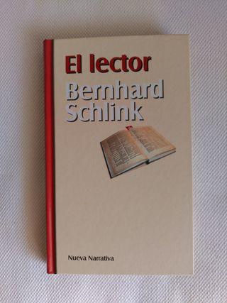 """El lector"" Bernhard Schlink"