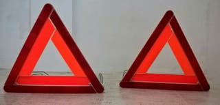 Triángulos reflectantes