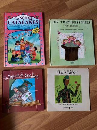 Contes infantils en català