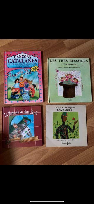 Lot de contes infantils en català