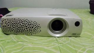 proyector 3M con lámpara