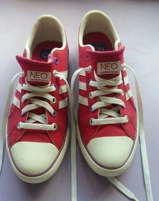 Adidas Neo Rosas originales