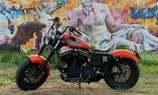 Harley Davidson 883 Sportster Limitada A2