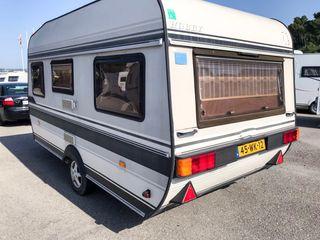 caravana hobby luxe