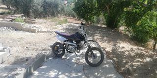 pit bike 125cc 4 tiempos