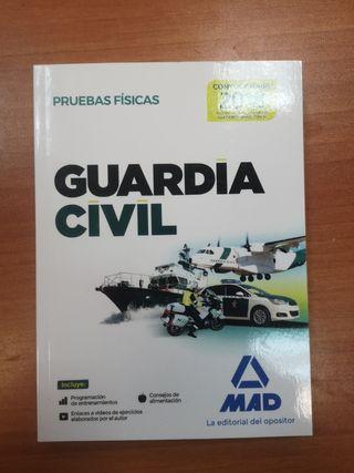 Temario Guardia Civil MAD
