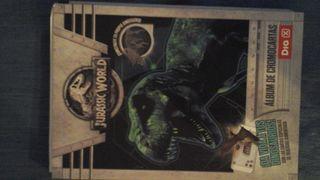Colección Completa Jurassic World Día
